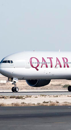 Flug Qatar Airways
